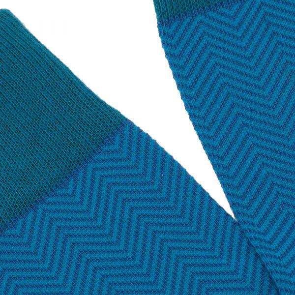 Chevron Bleu Pacifique 3